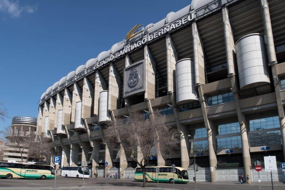 Panoramic Madrid And Real Madrid Private Tour  Madrid Museum Tours