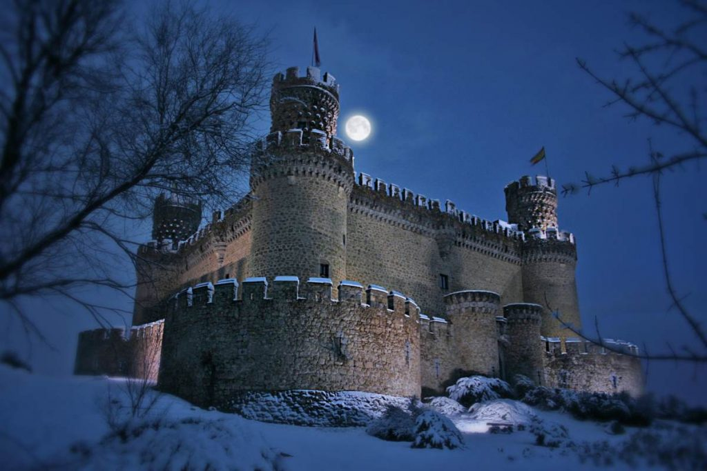Madrid Museum Tours Medieval Castle and Hiking in Mountains of Rural Madrid