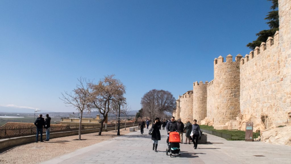 Madrid Museum Tours One day Private Tour to Avila and Segovia