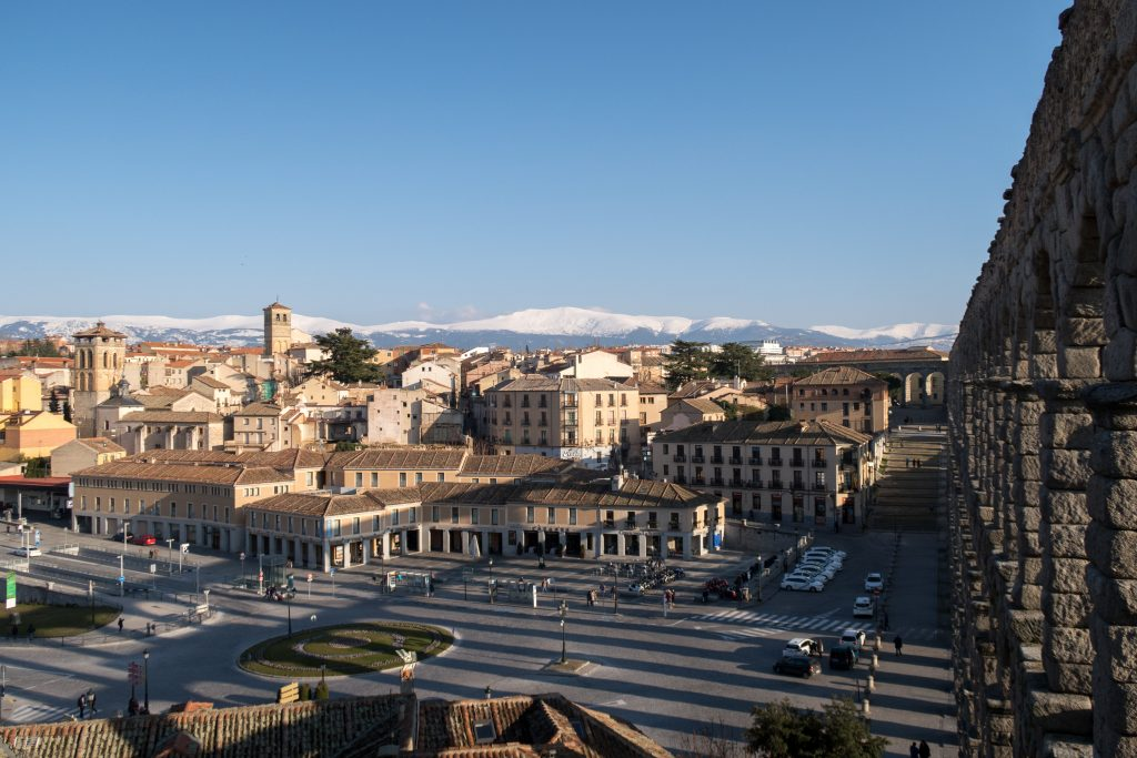 One Day Private Tour To Avila And Segovia  Madrid Museum Tours