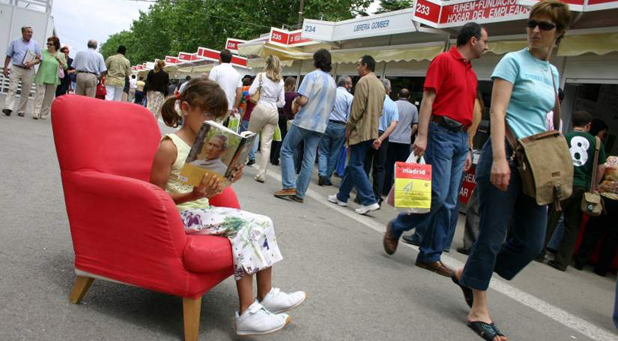 Madrid Museum Tours (English) The Madrid Book Fair at Retiro Park