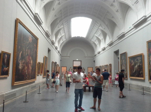 Madrid Museum Tours Summer in the city