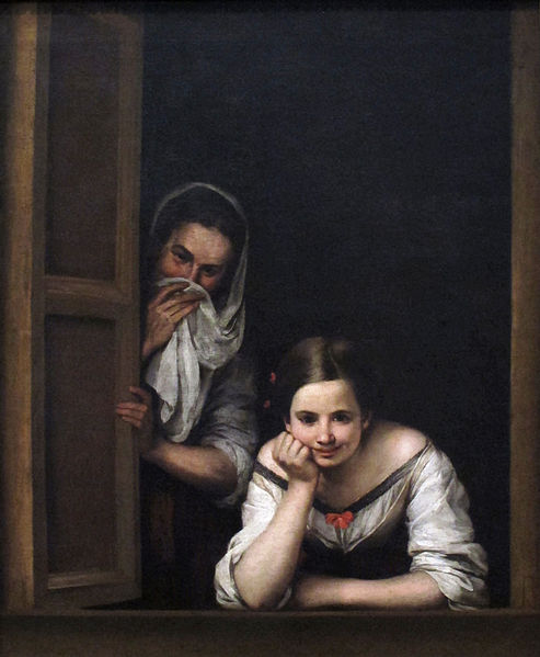 http://madridmuseumtours.com/wp-content/uploads/2017/10/Bartolome-Murillo.-Two-women-at-a-Window.jpg