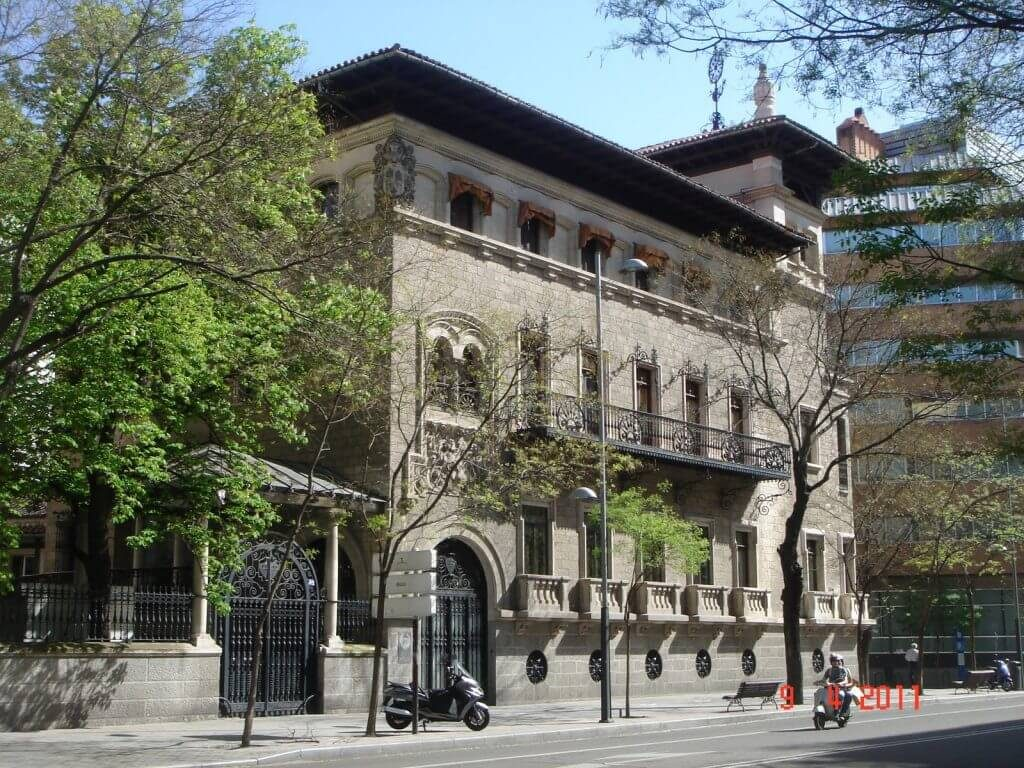 Palacios Madrid