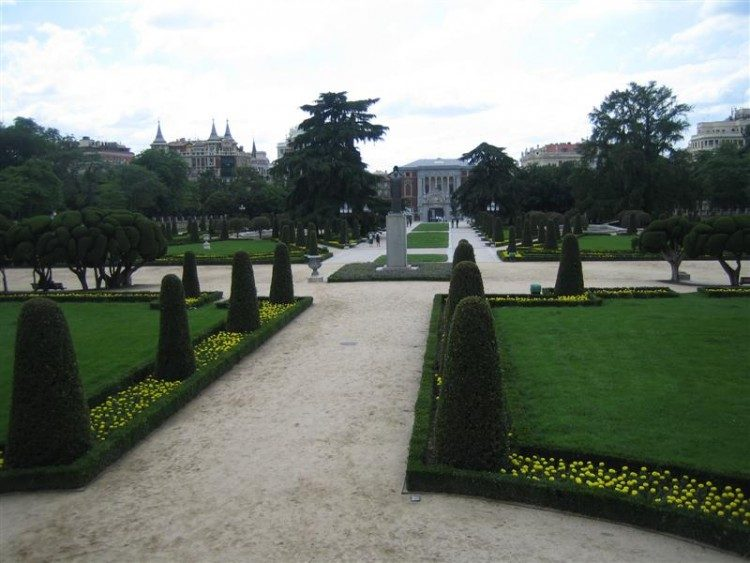 The Retiro Park, a local haven in Madrid