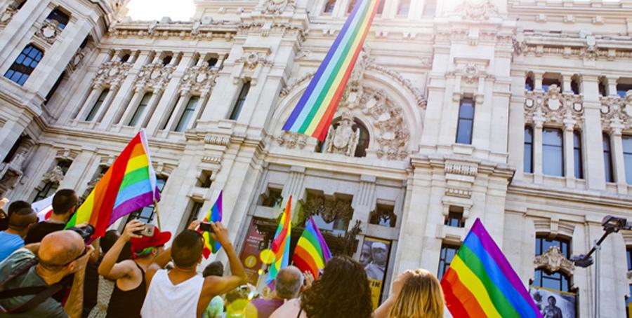 Gay pride Madrid 2017