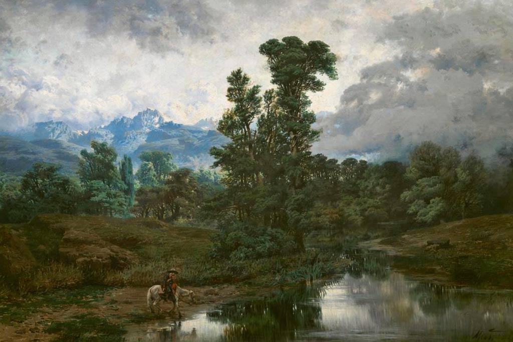 pardo-forest-print