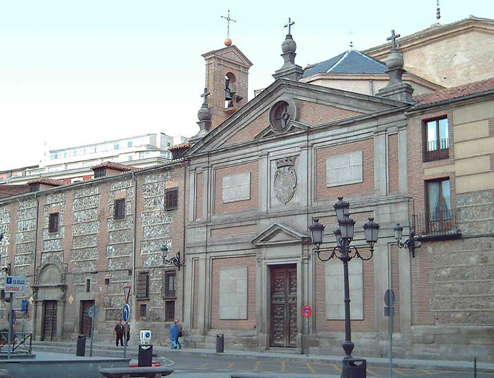 madrid museum tours walk and tour madrid convent of the barefoot nuns madrid