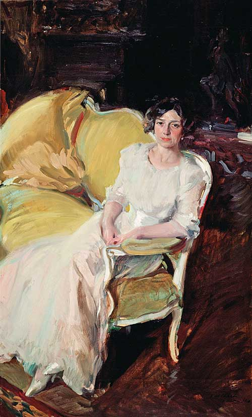 analogy between types of women and first feminists, by Zuloaga, Sorolla and Romero de Torres. madrid museum tours blog