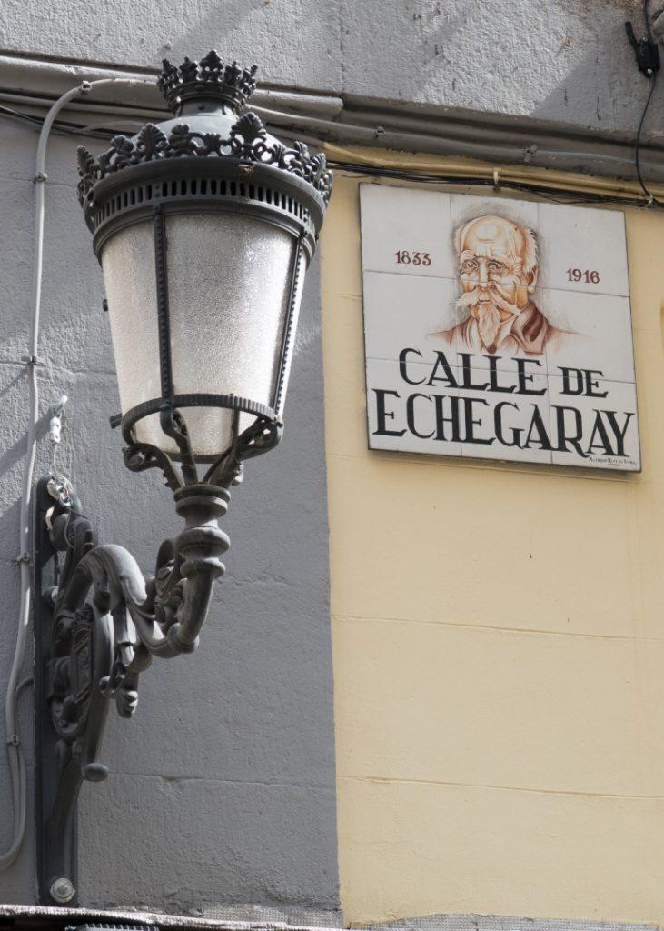 barrio-las-letras-calle-echegaray