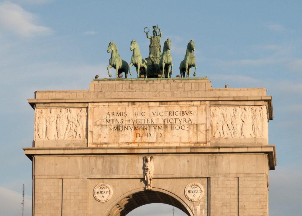 madrid-arco-de-triunfo