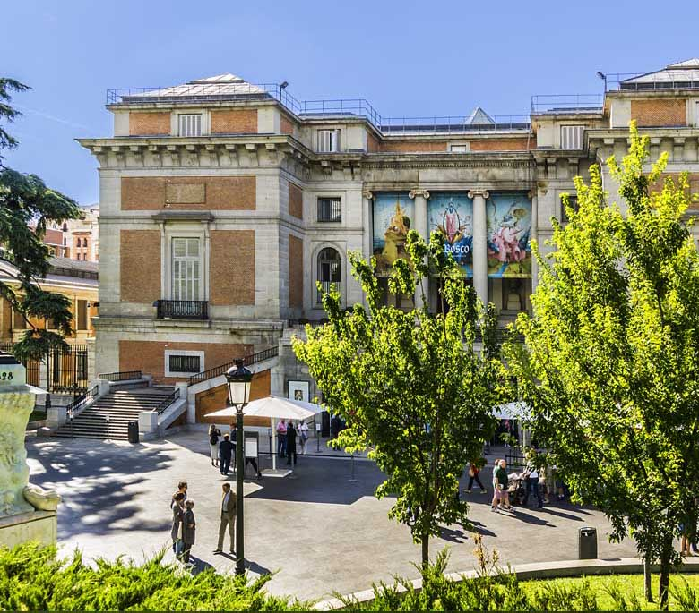 madrid museum tours -prado
