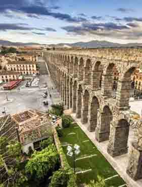 avila and segovia private tour from Madrid