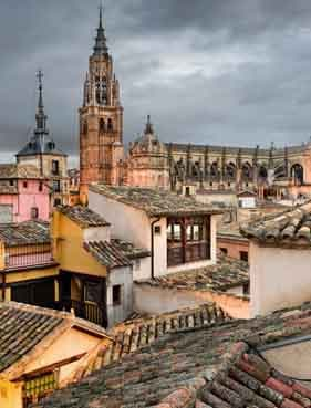 toledo-half-day-tour from Madrid