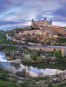 full day toledo tour in private car from madrid