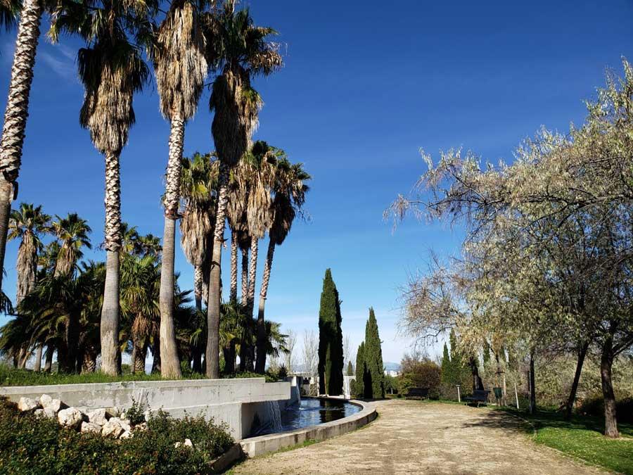 Juan Carlos I Park, 3 cultures